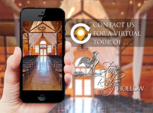 Barn Wedding Venue Virtual Tours at Stone Ridge Hollow